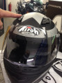 Airoh Motorcycle helmet and ventilation