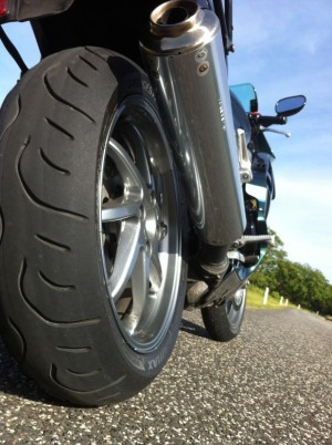 Bridgestone Battlax T30 test