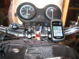 Garmin Mounted