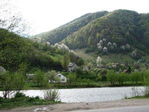 Exploring rural Ukraine