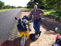 Road side fuelling in South Africa