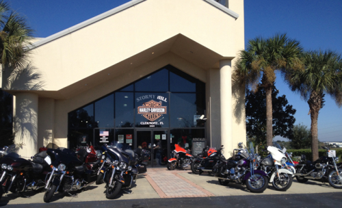 Motorcycle tour in USA from Orlando to Key West - motorcycle rental