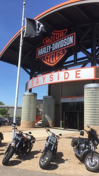 Bayside Harley Davidson rental