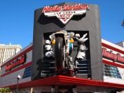 Harley Davidson Café in Las Vegas