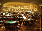 Las Vegas gambling hall