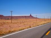 Monument Valley Navajo Tribal Park lonesome mc rider