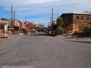 Oatman old goldmine village