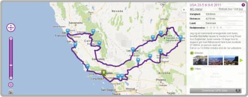 USA MC Tour on Tourstart