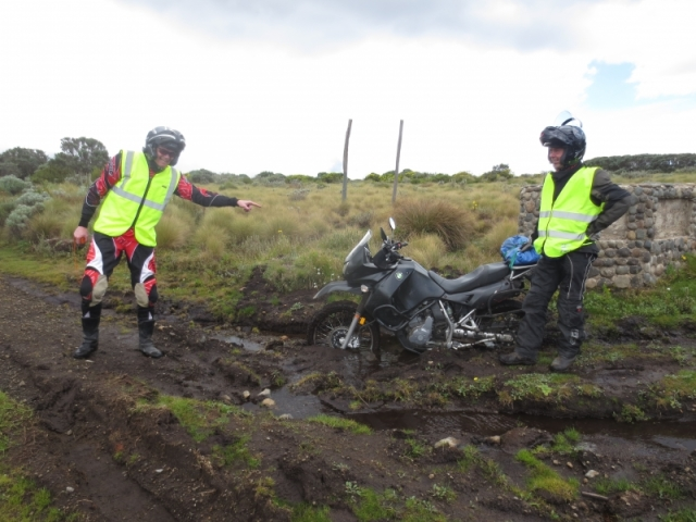 Motorcycle Fun in Kenya