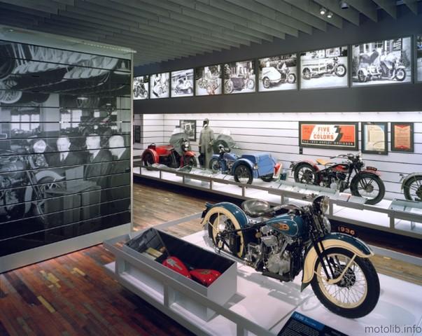 Tour Harley-Davidson Museum image