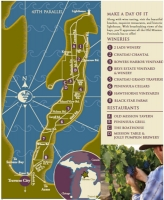 Visit the many wineries