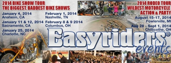 Easyriders Rodeo Tour Amp Motorcycle Rally Chillicothe In Usa