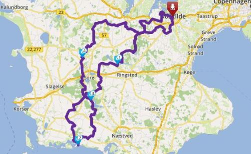 Tour 169_Ro - Bisserup - Ro image