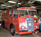 Dennis Fire Engine