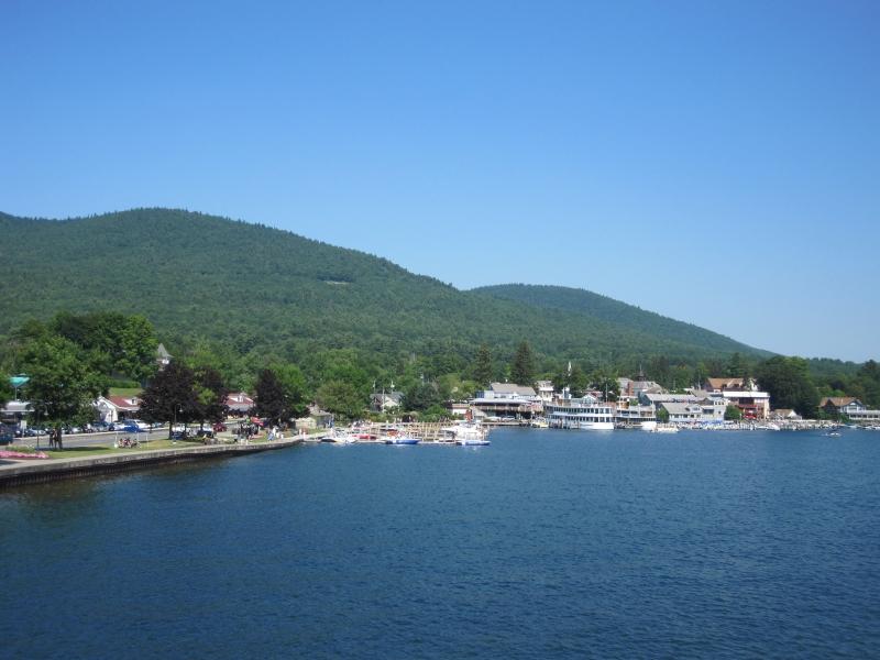 Tour Mass to Lake George image
