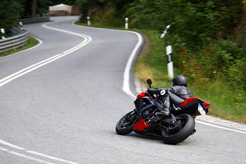 Tour Kyffhäuser with biker meet image