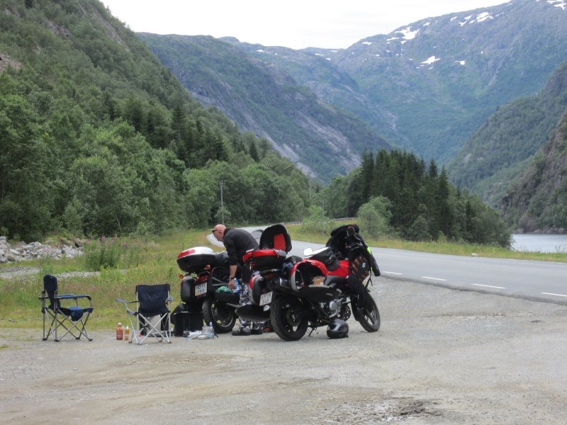 Tour Kristiansand - Stavanger (peto) image