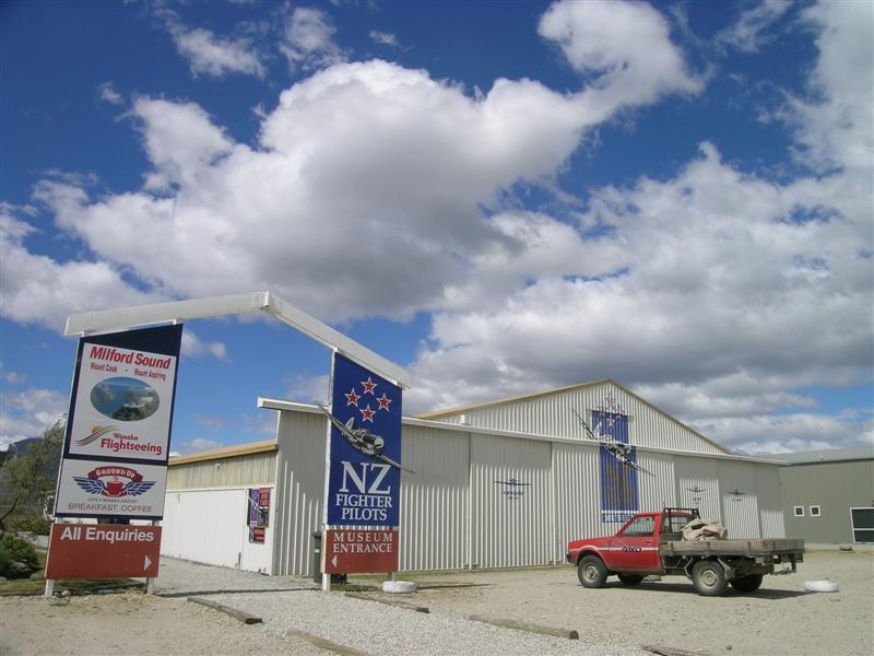 Tour New Zealand Fighter Pilots Museum image