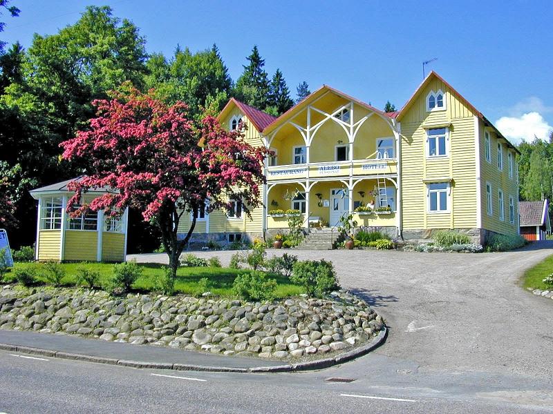 Tour Helsingborg til Alebo hurtigst muligt image