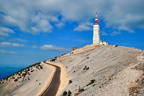 Tour Savines le Lac - Mont Ventoux image