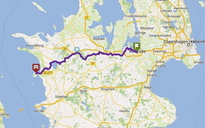 Tour 45_Ro - Reersø image