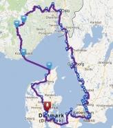 Tour Prøvetur som forventes at køres 2013 image