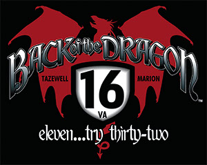 Garmin Gps Update >> Motorcycle tour Back of the Dragon, VA Rt 16 in USA