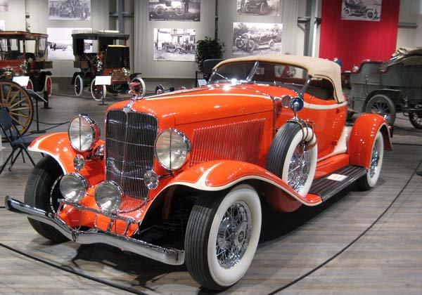 Tour Fountainhead Antique Auto Museum image