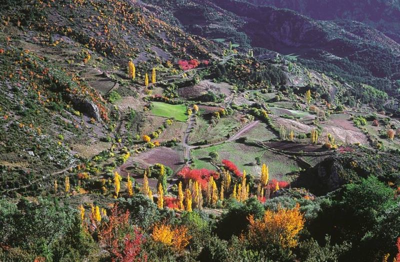 Tour Twisty roads through the Pyrenees mountains image