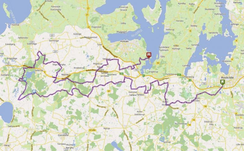 Tour 185_RO - VESTSJÆLLAND RUNDT - Munken image