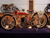1921 French racing bike