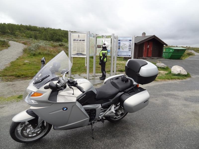 Tour Norge dag 3, Dombås-Trondheim image