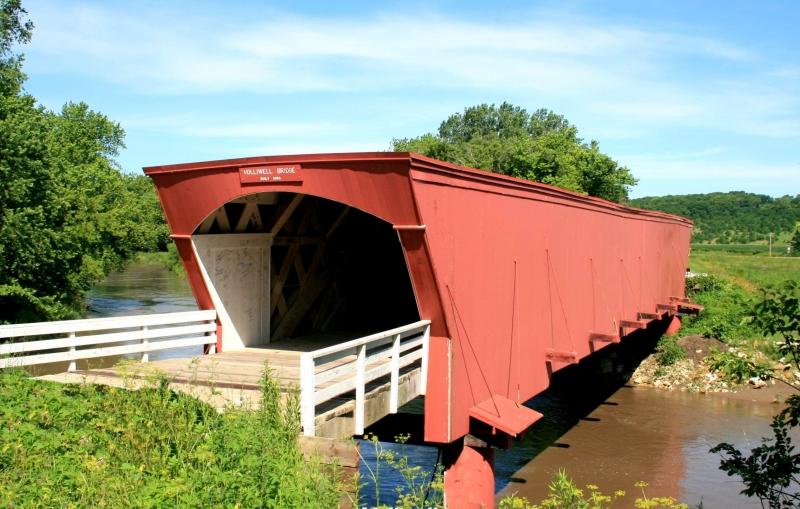 Tour Madison County Covered Bridges Single Loop image