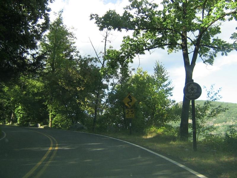 Tour Beacon to Lake Harmony image