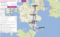 Tour 0234 Klintholm Havn-Rundtur fra Roskilde image