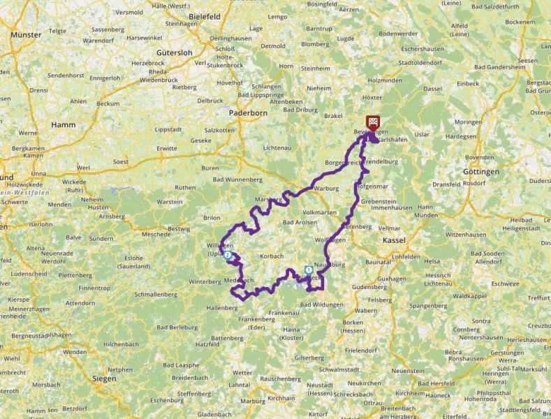 Tour VILLA LØWENHERTZ - 24 Edersee image