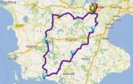 Tour 132_ YSR - Bisserup - Roskilde image