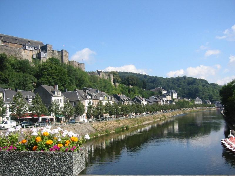 Tour Ardennes Givet Bouillon Meuse image