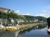 Bouillon at the Semois
