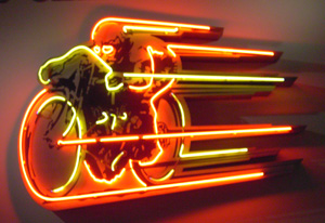 Tour Art In Motion Vintage Motorcycle Museum image