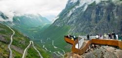 Tour Turforslag Trollstigen. 2-3 døgn image