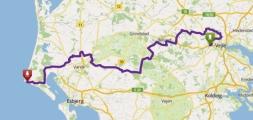 Tour Sydjylland VEJLE til BLÅVAND image