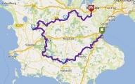 Tour 87_Køge Marina - KragerupGods - Ro image
