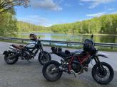 Tour Ducati 2021 Skt. Hans - lige veje image