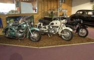 2 Adlers MB250 and BMW R60/2