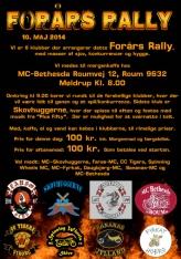Tour Foårs Rally 2014 image