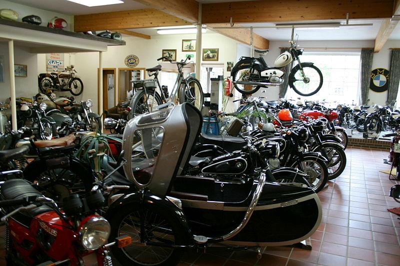 Tour Motorrad-Museum in Ibbenbüren image