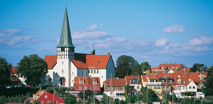 Tour Tour156Svaneke-FærgenAfhente image