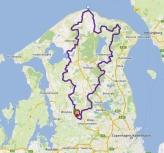 Tour 42_Veksø - GILLELEJE - RETUR image