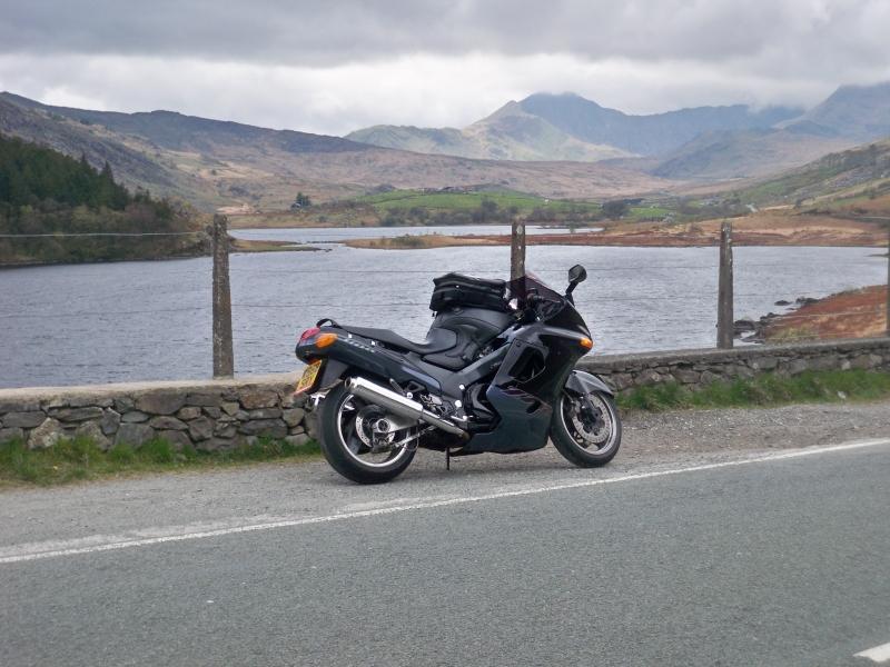Tour Warrington to Aberystwyth image